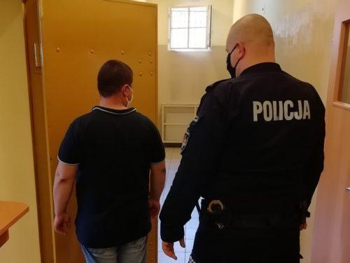 Pościg za pijanym kierowcą w Białej Rawskiej. 29-latkowi grozi do 5 lat więzieni