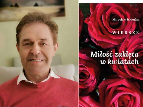 Poeta z rawskiej ziemi. Mirosław Iskierka wydał tomik poezji. Już można go kupić