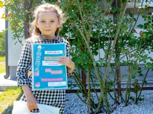 Anna Karnowska ze względu na epidemię nie mogła sprawować swojej funkcji w ratuszu