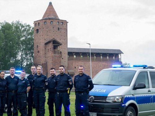 Policjanci z Rawy dla Wojtusia. Nominowali strażaków z PSP. Jak poradzili sobie w OSP Chodnów?