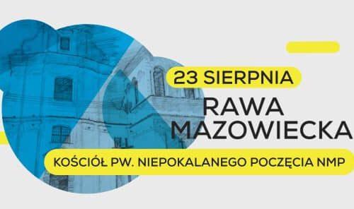 """Wędrowny Festiwal """"Kolory Polski"""" zawita do Rawy Mazowieckiej"""