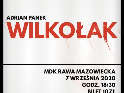 """W poniedziałek """"Kino Konesera"""" z filmem """"Wilkołak"""" i z karnetami"""