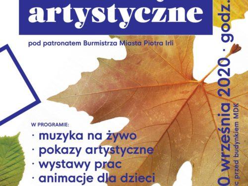 20 września Jesienne Manewry Artystyczne w Rawie