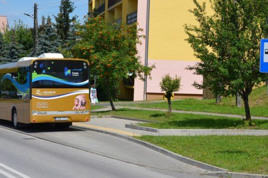 Zmiana trasy kursowania autobusu miejskiego w Rawie. Ważna zmiana na ul. Jerozolimskiej