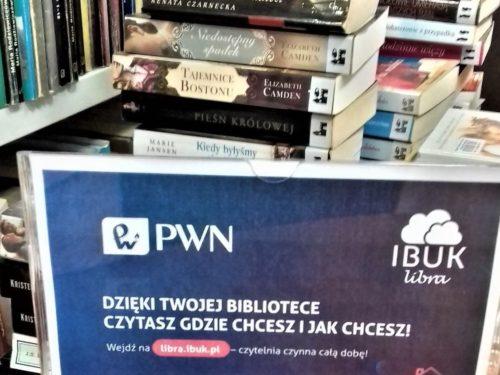 Wypożyczaj za darmo e-książki w rawskiej bibliotece publicznej