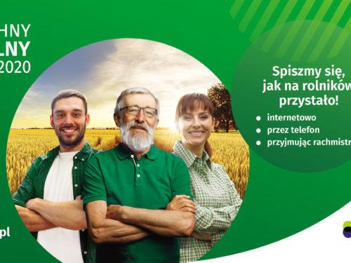Spiszmy się jak na rolników przystało! Czy dane zbierane w Spisie Rolnym 2020 są bezpieczne?