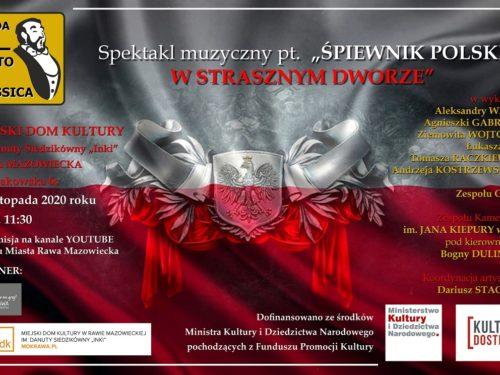 Obchody Święta Niepodległości w Rawie Mazowieckiej online