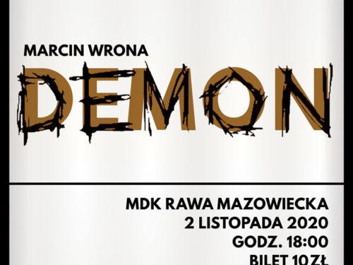 Demon w reżyserii Marcina Wrony. Listopadowa propozycja w Kinie Konesera