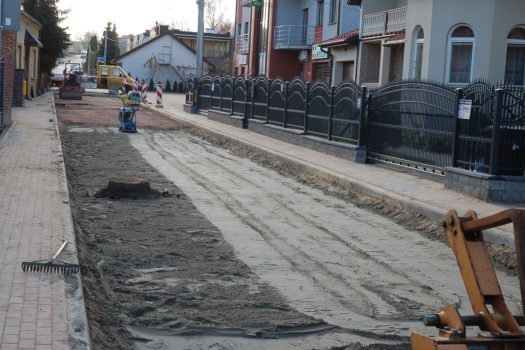Coraz bliżej do zakończenia prac na ulicy Polnej