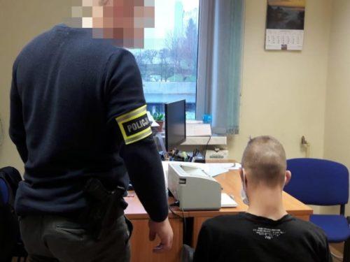 21-letni mieszkaniec Rawy Mazowieckiej zatrzymany za posiadanie narkotyków