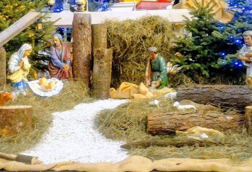 Pasterka w rawskich kościołach. Sprawdź, o której godzinie msza św. w Wigilię