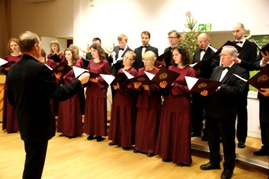 Koncert kolęd Chóru SGGW już w najbliższą niedzielę w Rawie Mazowieckiej