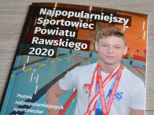 Publikacja o sukcesach Najpopularniejszych Sportowców Powiatu Rawskiego