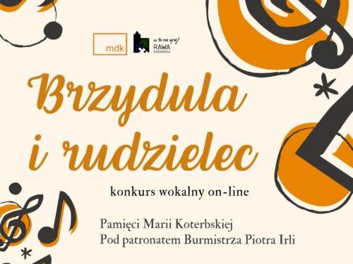 """Konkurs """"Brzydula i rudzielec"""". Zgłoszenia do 22 lutego"""