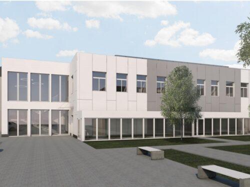 Powiat Rawski dostał 9 mln zł na rozbudowę rawskiego szpitala
