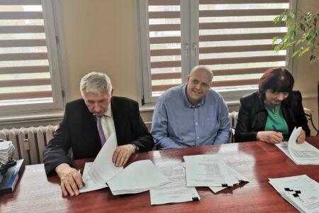 Umowa podpisana! Rawsko-Mazowiecka Spółdzielnia Mieszkaniowa wybuduje bloki