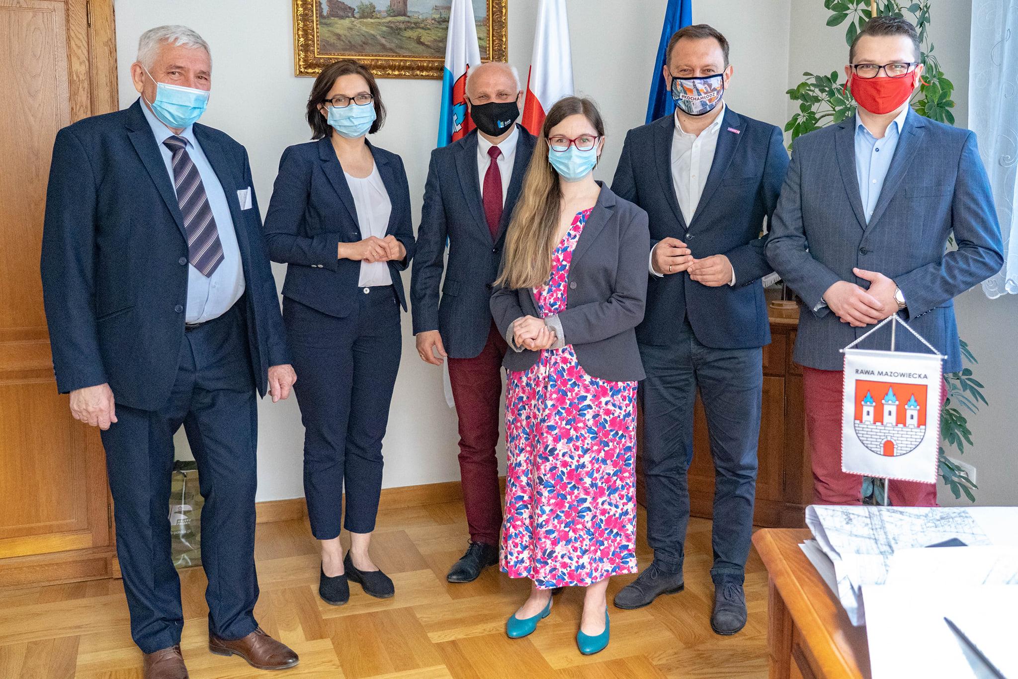 Fot. Urząd Miasta Rawa Mazowiecka