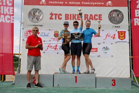ŻTC BIKE RACE w Białej Rawskiej. Podsumowanie
