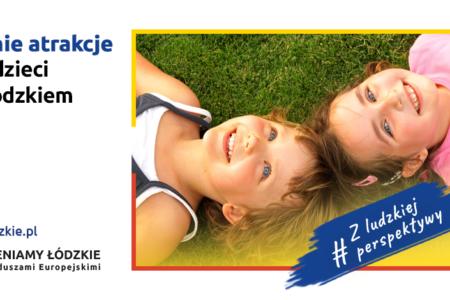Letnie atrakcje dla dzieci w Łódzkiem