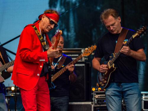 Rawa znów zagrała bluesa na Zamku Książąt Mazowieckich. Czy w Rawie jest zapotrzebowanie na bluesa?