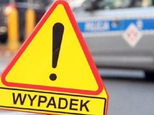 Kolizje drogowe w Rawie Mazowieckiej i Rylsku Dużym
