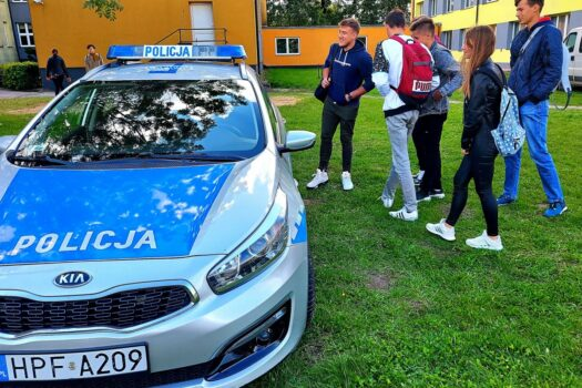 Co działo się na policyjnym pikniku Roadpol Safety Days w Białej Rawskiej?