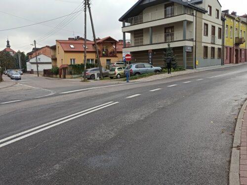 Przejścia dla pieszych i remonty ulic: Kolejowej, Łowickiej, Południowej, Ks. Skorupki, Krzywe Koło
